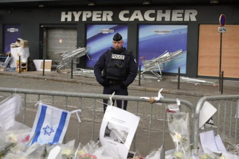 L'Hyper casher de la Porte de Vincennes, où Amédy Coulibaly a mené sa prise d'otage en janvier 2015