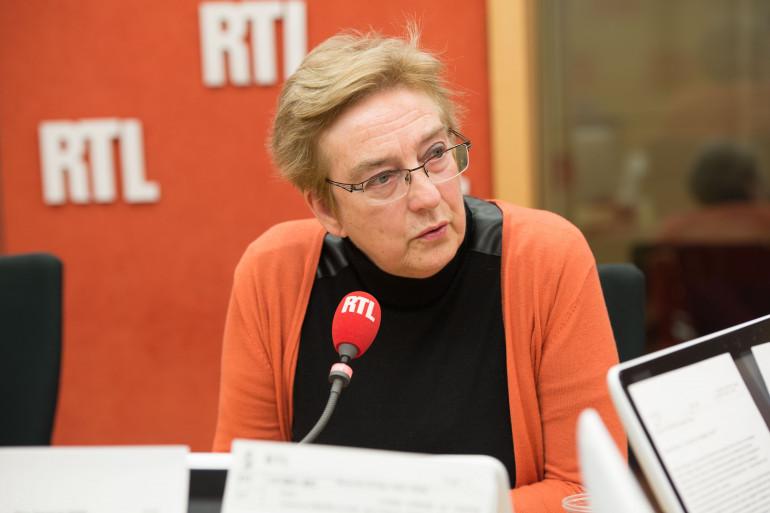 Claudine Perez-Diaz, invitée de RTL, le 18 mars 2015