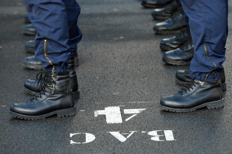 En tout, six agents de la BAC de Stains ont été interpellés dans cette affaire (illustration).