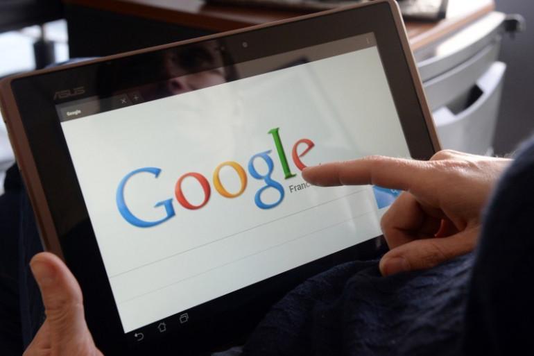 Google lance une application de reconnaissance numérique