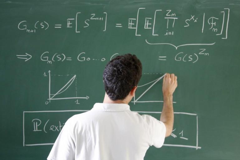 Un problème de mathématiques