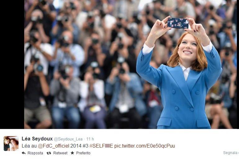 Cannes déclare la guerre aux selfies