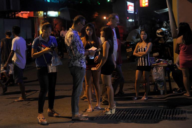 Des prostituées à Manille (archive).