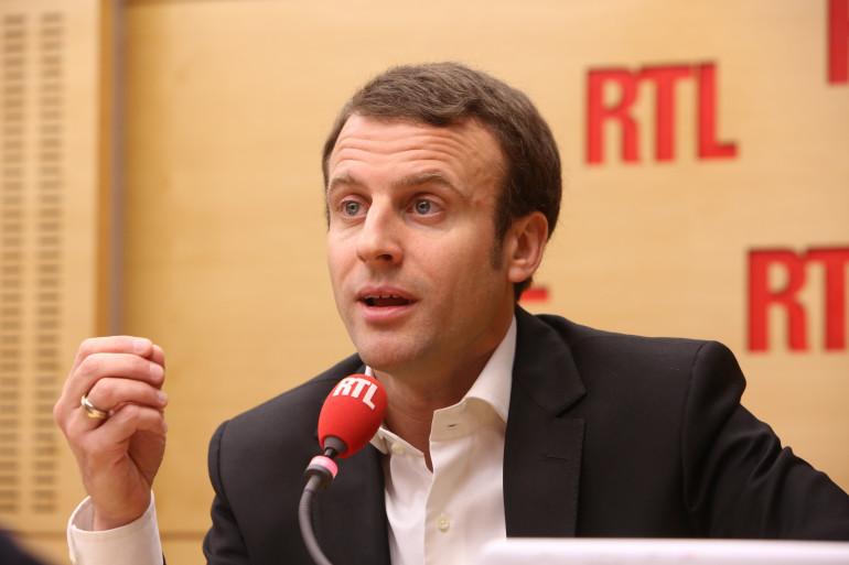 Emmanuel Macron, invité de RTL, le 9 avril 2015