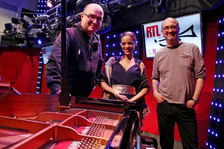 Agathe Iracema invitée de L'Heure du jazz pour le centenaire de Billie Holiday - crédits Fred Bukajlo Abacapress pour RTL