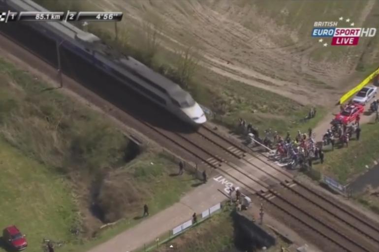 Paris-Roubaix, le 12 avril 2015