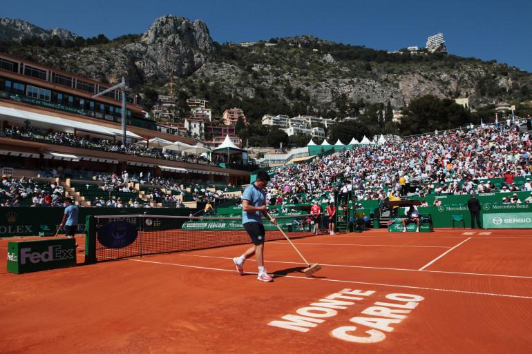 Monte-Carlo accueille le 3e Masters 1.000 de la saison