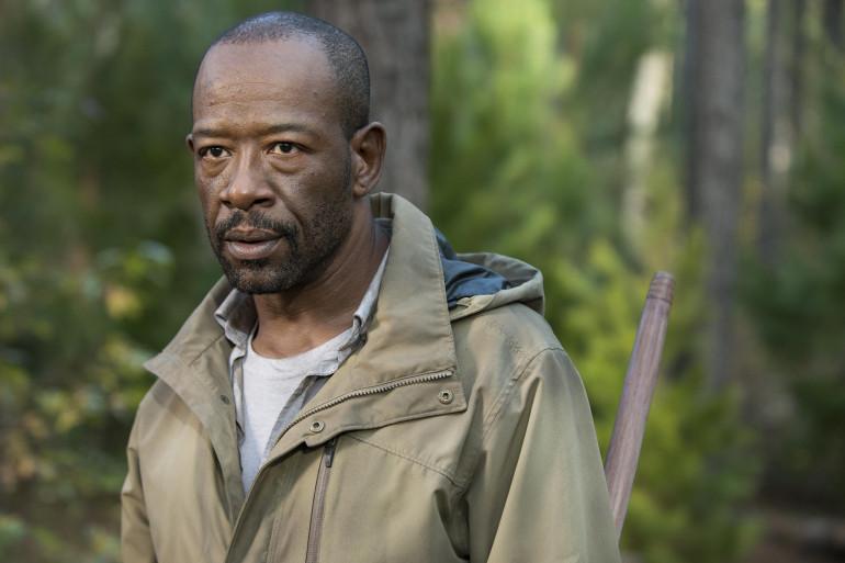 """Morgan est de retour dans la saison 6 de """"The Walking Dead"""""""
