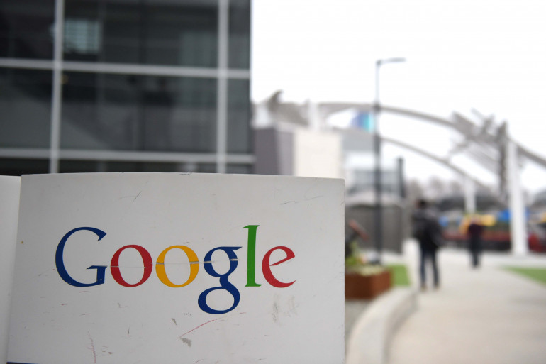 Le siège de Google à Mountain View en Californie