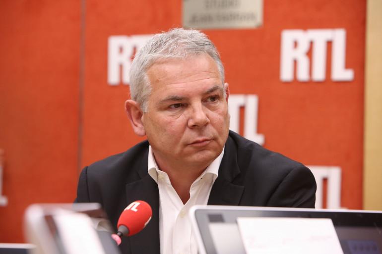 Thierry Lepaon, invité de RTL, le 16 avril 2015