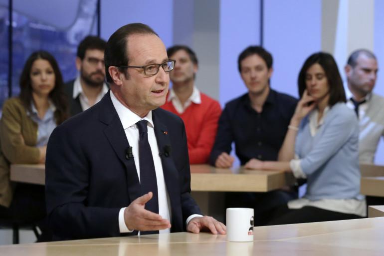 François Hollande a fait plusieurs annonces pour la suite de son quinquennat sur Canal +.