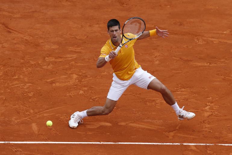Novak Djokovic, le 19 avril 2015