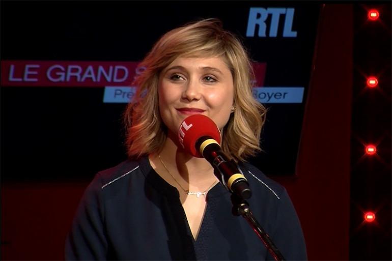 Bérengère Krief dans Le Grand Studio RTL Humour