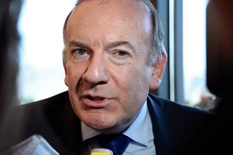 Pierre Gattaz le 31 mars 2015 à Paris