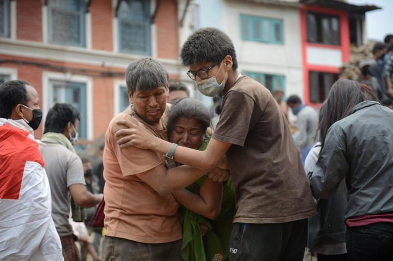 Le Népal a été frappé par un séisme de magnitude 7,8 samedi 25 avril