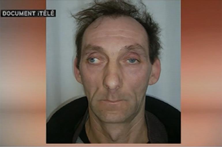 Portrait de l'homme suspecté d'avoir enlevé Berenyss