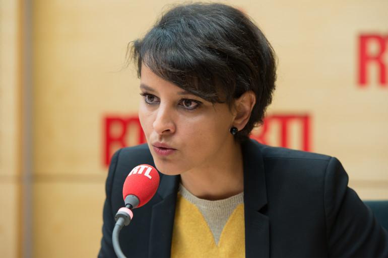 Najat Vallaud-Belkacem, invitée de RTL, le 30 avril 2015