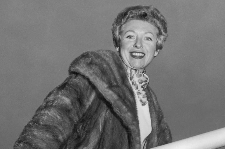 Patachou,  chanteuse et actrice française, est décédée à 96 ans