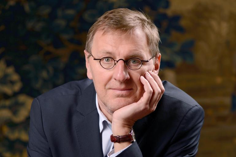 Grégoire Delacourt publie son nouveau roman aux éditions Lattès.