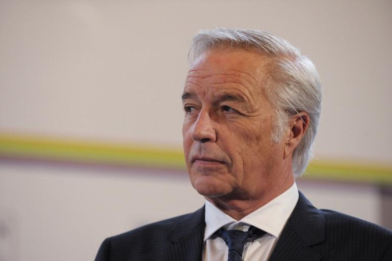François Rebsamen, le 28 octobre 2014 à Paris. (archives)