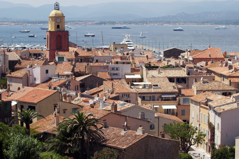 Le musée de l'Annonciade est situé sur le port de Saint-Tropez