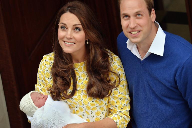 Kate Middleton est entrée à 6h du matin à la maternité St Mary de Londres.