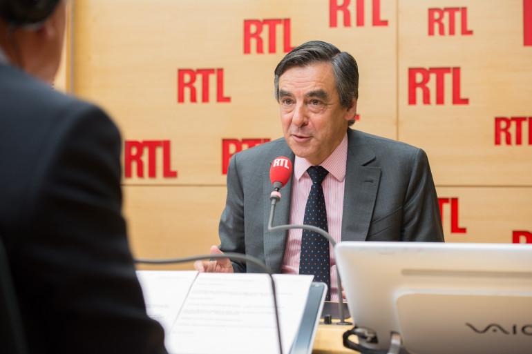 François Fillon, invité de RTL, le 5 mai 2015