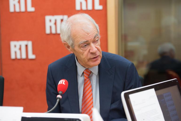 Jean-Marie Delarue, invité de RTL, le 5 mai 2015