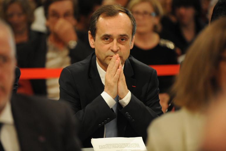 Robert Ménard, le 4 avril 2014, à Béziers