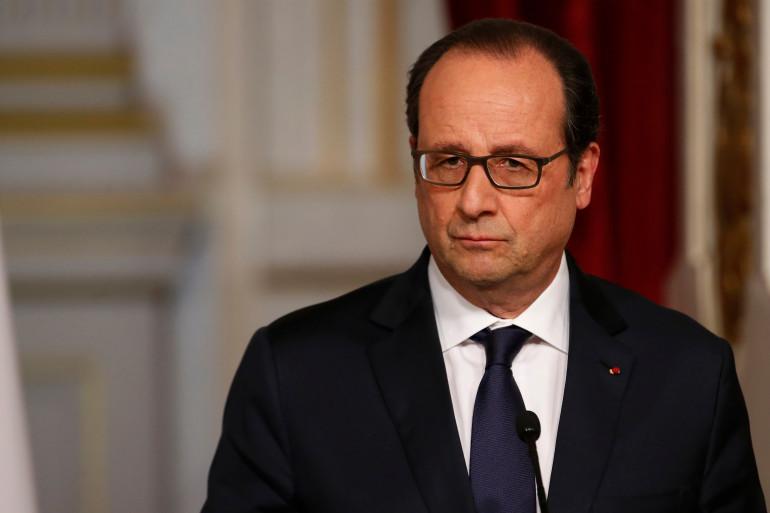 Le président François Hollande le 29 avril 2014.