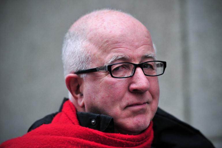 Denis MacShane, ancien ministre des Affaires européennes de Grande-Bretagne