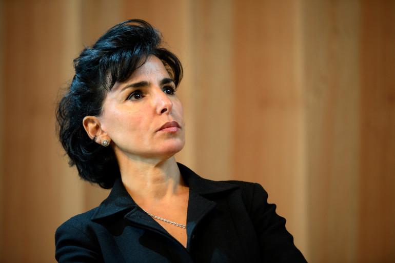 Rachida Dati le 6 octobre 2014 à Paris