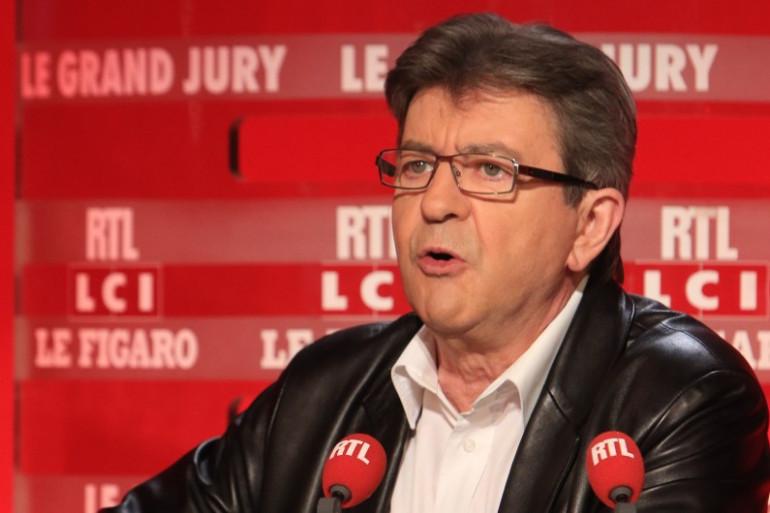 Jean-Luc Mélenchon, invité du Grand Jury, le dimanche 17 mai 2015