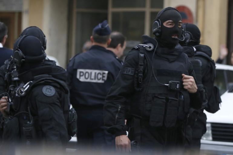 Les agents du Raid (Image d'archive)