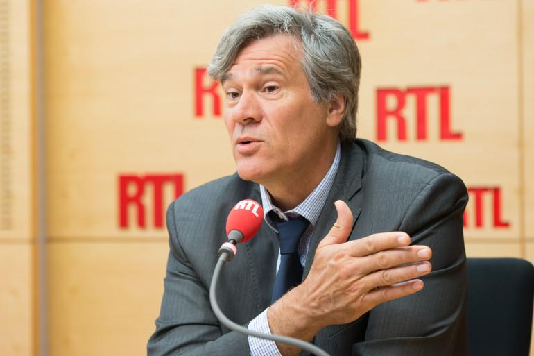 Stéphane Le Foll, invité de RTL, le 20 mai 2015
