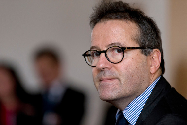 Martin Hirsch le 12 janvier 2015 (archives).