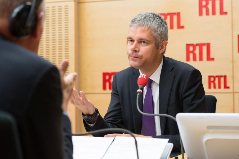 Laurent Wauquiez, invité de RTL, le 21 mai 2015