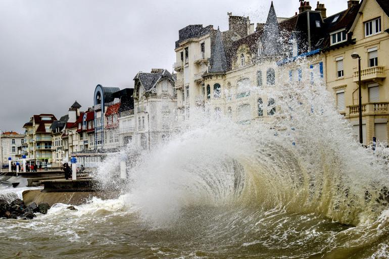 Des habitants de Boulogne-sur-Mer ont ressenti le séisme de 4,4 qui a touché le Pas-de-Calais dans la nuit du vendredi 22 mai 2015 (Illustration)