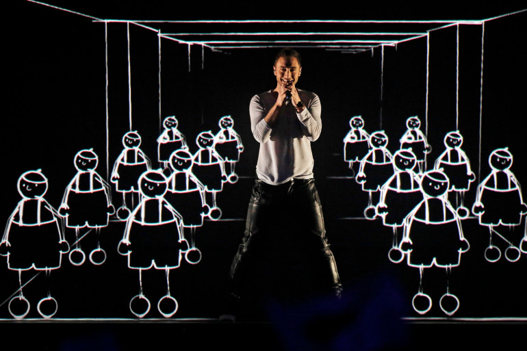 Le Suédois Mans Zelmerlow est donné grand favori de l'Eurovision 2015