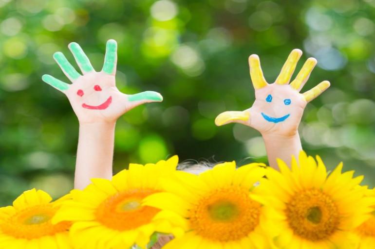 Il paraît que le bonheur est à portée de main...