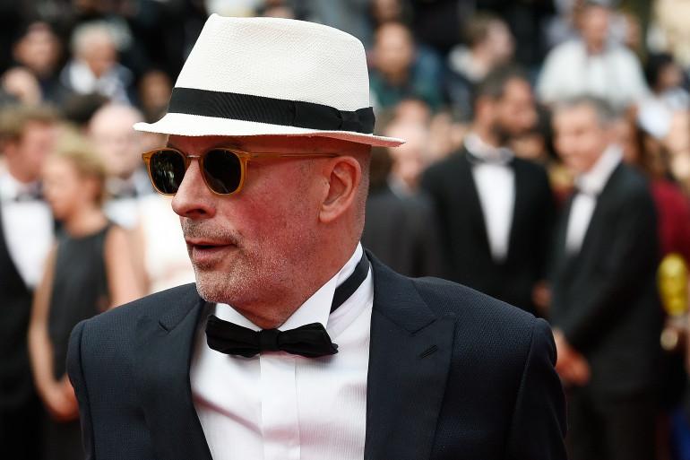 """Le réalisateur Jacques Audiard a reçu la Palme d'Or pour """"Dheepan"""""""