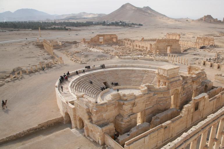 La cité antique de Palmyre est aux mains de l'État islamique