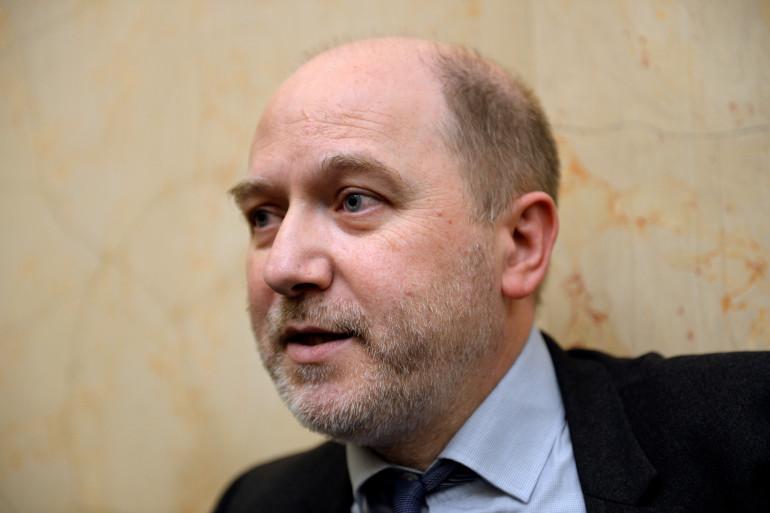 Le député écologistes et vice-président de l'Assemblée nationale Denis Baupin le 4 avril 2015.