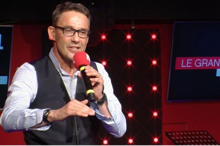 """Julien Courbet dans """"Le Grand Studio humour de RTL"""""""