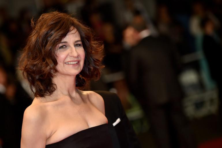 Valérie Lemercier le 19 mai 2015 à Cannes