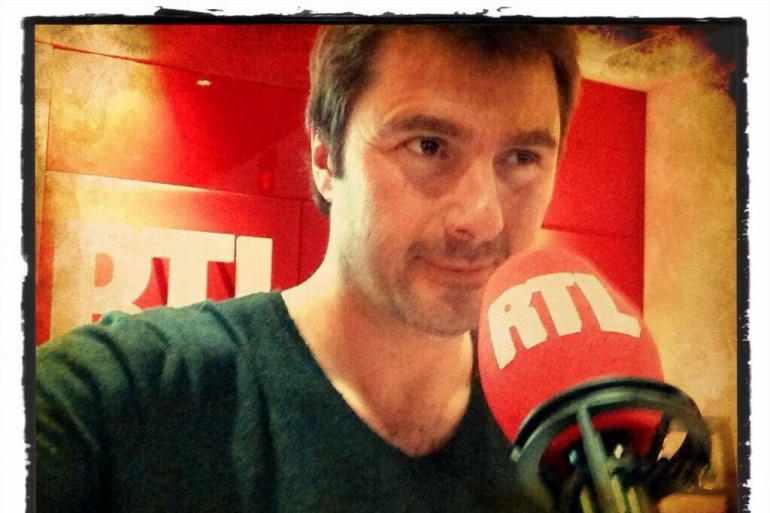 Eric Jean-Jean au micro de Nightlist