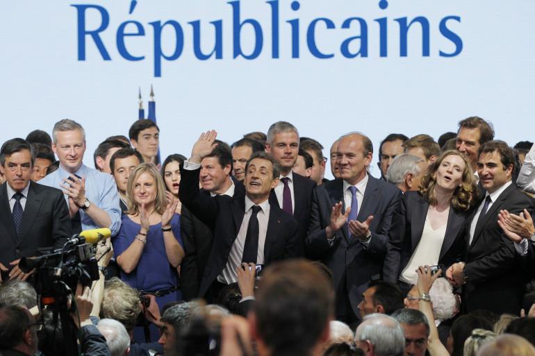 Le congrès fondateur des Républicains ce samedi 30 mai 2015 à Porte de la Villette a coûté 550.000 euros.