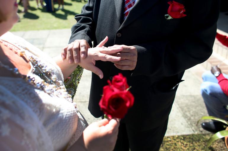 Une femme de 76 ans a découvert qu'elle était mariée à son insu depuis 1999 (Illustration)