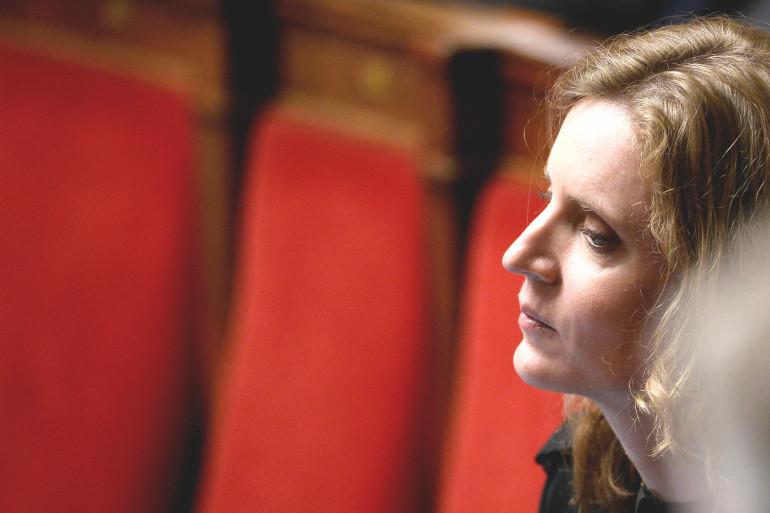 Nathalie Kosciusko Morizet, députée Les Républicains de l'Essonne
