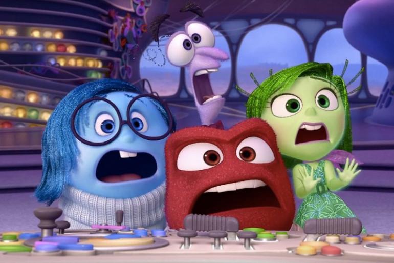 """""""Vice Versa"""" de Pixar sera au cinéma le 17 juin"""